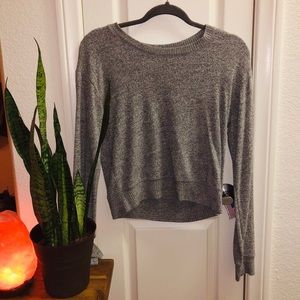 4ca4165c09d Women Hollister Cropped Sweater on Poshmark